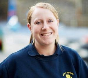 Maria Hine - Nursery Manager